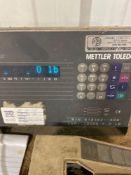 Mettler Toledo 10,000 Lbs. x 2Cap. Platform Scale