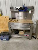 Kobalt Stainless Steel Work Bench