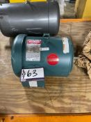 Watts Saver 3/2 HP Motor (New), M/N- C182T17FC47A