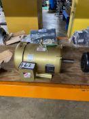 Baldor 7.5 HP Motor (New), M/N- EM3709T