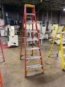 8ft Ladder, 300lb Duty Rating