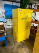 Justrite Flammable Liquid Storage Cabinet