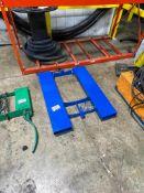 Forklift Drum Attachment