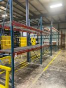 4 Sections Of Pallet Racks