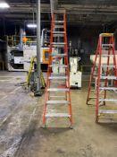 Louisville 10ft Ladder, M/N- FS150, 300lb Max Capacity