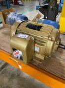 Baldor 25 HP Motor (New), M/N- EM4107T