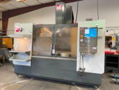 Haas VF-3 Vertical Machining Center, s/n 1102076, New 2013