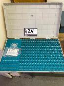 Meyer Pin Gage Set .0615 - . 2505