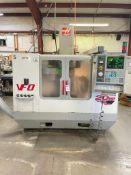 Haas VF-0 Vertical Machining Center, s/n 24755, New 2001