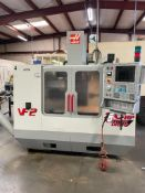 Haas VF-2 Vertical Machining Center, s/n 22728, New 2000