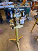 Derex Drill Sharpener, s/n 58148