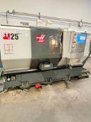 "Haas ST25 CNC Lathe, 10"" Chuck, s/n 3099771, New 2014"