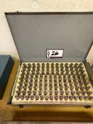 Meyer Pin Gage Set .501 - .625 Minus