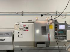 Haas SL-20T VOP B CNC Lathe, s/n 66776, New 2003 *Bar Feed Sold Separately*
