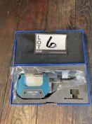 Fowler 0 to 1 Digit Blade Micrometer