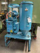 Novatec 100# Hopper Complete Hopper Dryer, s/n 3-3837-0183
