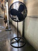 32'' Floor Fan