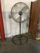 Maxess 32'' Floor Fan