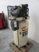 Ingersoll Rand TS7N7.5 7-1/2HP 2-Stage Vertical Tank Mounted Air Compressor