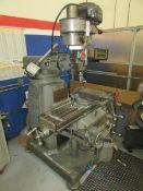 2UVR Vertical Milling Machine