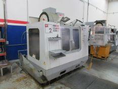 Haas VF2D Vertical CNC Machining Center (2007)