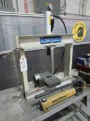 OTC 440487 10-Ton Hydraulic H-Frame Shop Press