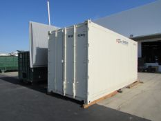 Martin 20' Dry Refrigerated Shipping Container (2006)