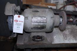 """Delta Model 23-880 8"""" Bench Grinder"""