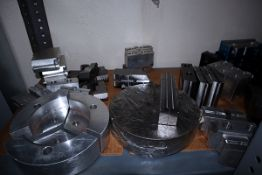 Lot of Toolholders and Chucks