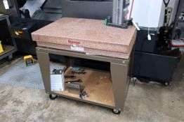 Starrett Granite Table