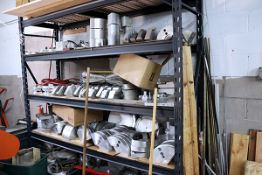 5 Tier Metal Shelf w/ all pictured tooling