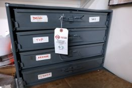 Chest of Drill Bits