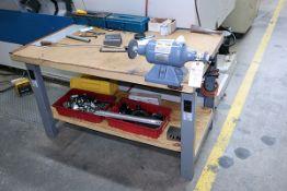 Baldor Buffer Model 111 w/ Table