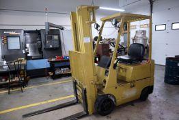 Mitsubishi 3,000 Lb Forklift