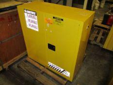 Just Rite Sure-Grip EX 30 Gallon Flammable Liquid Storage Cabinet