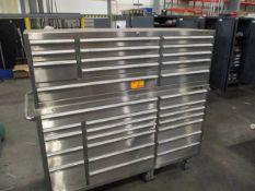 "Viper Pro Series 72"" Rolling Steel Cabinet"