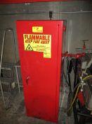 Eagle 1923 24 Gallon Safety Storage Cabinet