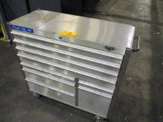 "Viper 42"" Rolling Steel Cabinet"