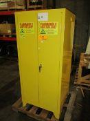 Eagle Tower 1962 LEGS 60 Gallon Flammable Liquid Storage Cabinet