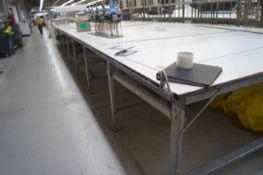 "50"" x 80"" Modular tables"