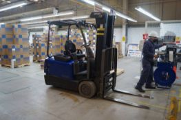 Crown 4500 Series Electric Forklift