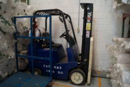 Yale GLC030CPNUAF083 LP Forklift