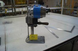 Eastman BlueStreak II Straight Knife Fabric Cutting Machine