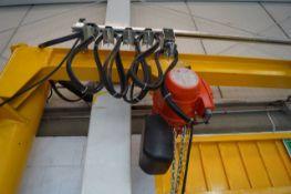 CM H6 1-Ton Electric Chain Hoist