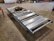 "Southworth 1,000 Lb. Cap. Hydraulic Lift Table, 96"" x 42"""
