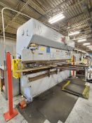 90 Ton x 12' Chicago Dreis & Krump Mechanical Press Brake