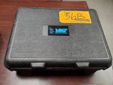 NST Compressed Air Bottles W/ Calibration Regulator Kit