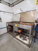 (2) Heater Tanks