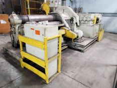 Webb 9L Plate Bending Roll