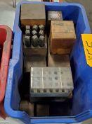 Assorted Stl Number & Letter Stamps
